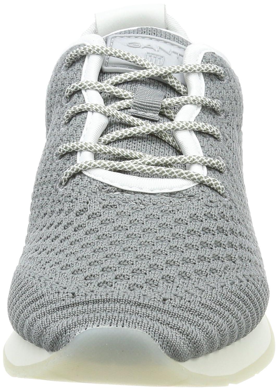 GANT Damen Linda Sneaker, (Light Grau (Light Sneaker, Gray) 0a48a5