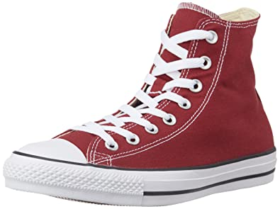 05e972581f0e Converse Unisex Chili Paste Canvas Sneakers - 9 UK  Buy Online at ...
