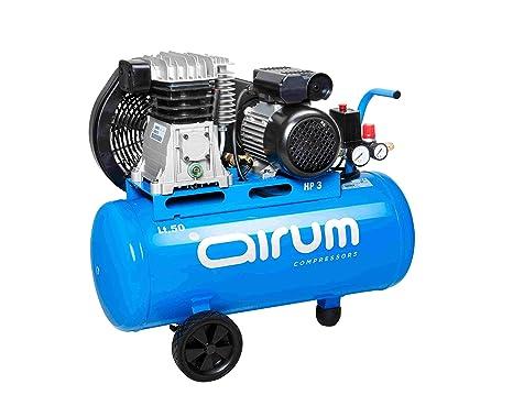 Nuair Compresores Piston Portatil.b2800B/50 Cm3 Airum 52 kg