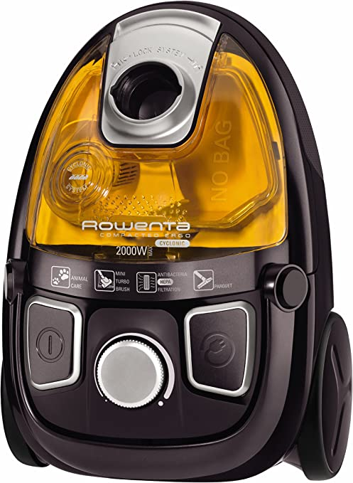 Rowenta RO5396 Compacteo Ergo Cyclonic - Aspirador: Amazon.es: Hogar