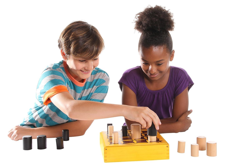 Blue Orange Gobblet Board Game A Fun Game of Strategy BLUE ORANGE GAMES 100