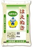 山形県産白米はえぬき 10kg 平成29年産
