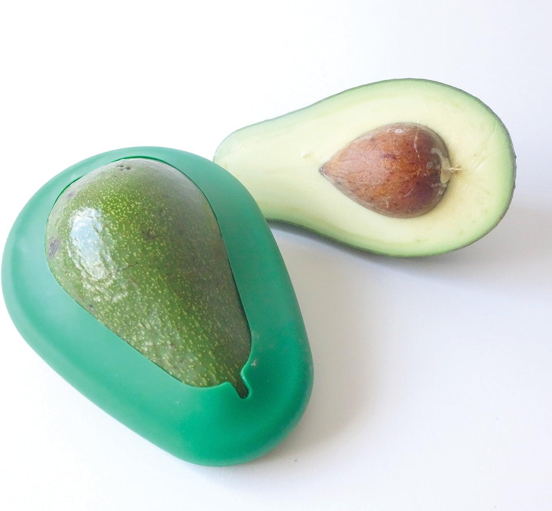 Half Avocado Saver UK Avocado Storer Saver Keeper Refrigerator Fridge Storage