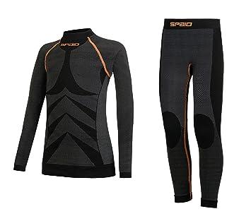 Tenue Spaio® - Sous-vêtements fonctionnels unisexes a54d9a4e5cb