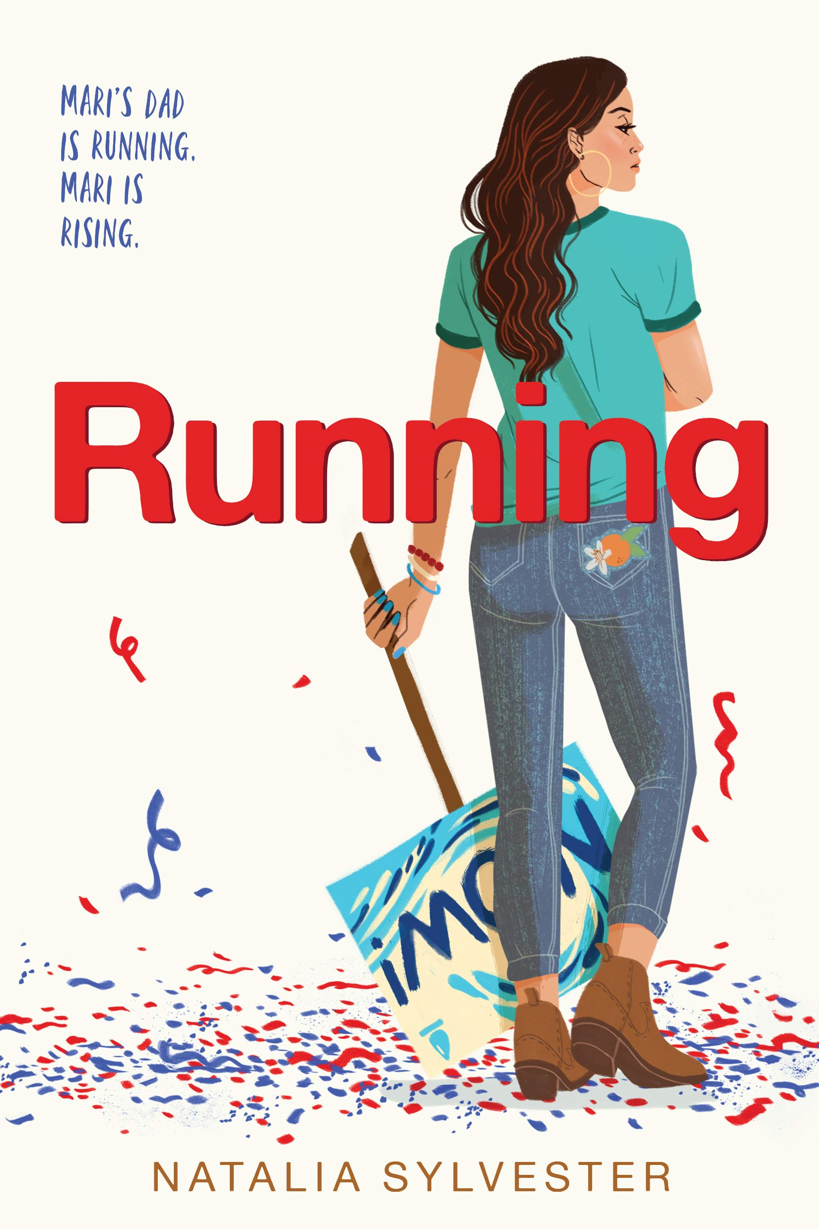 Election books: Running