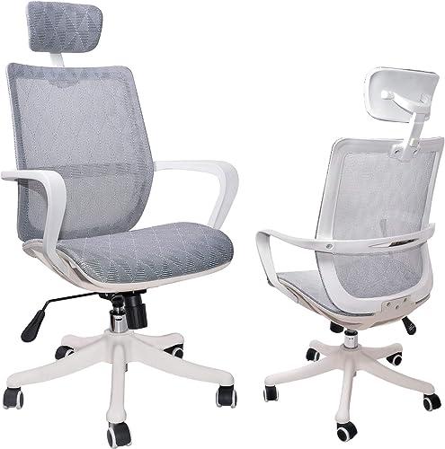 MU Home Office Mesh Chair Ergonomic Desk Chair