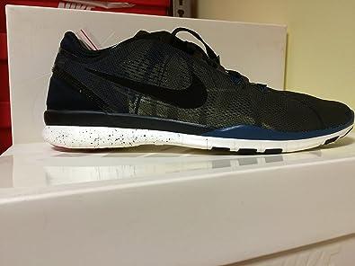 separation shoes b2d03 3f260 WMNS NIKE FREE 5.0 TR FIT 5 JOHANNA - 801065001 - schwarz khaki weiß(38