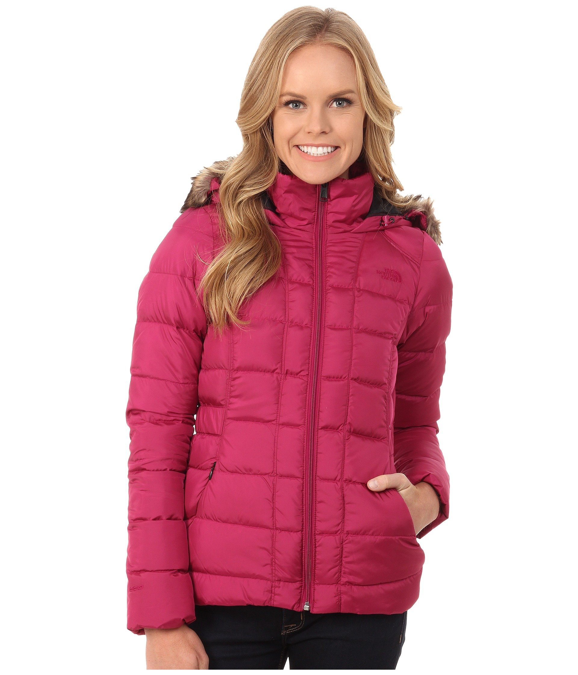 The North Face Women's Gotham Down Jacket Dramatic Plum X-Small