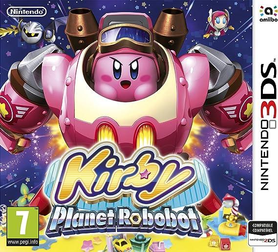 Kirby: Planet Robobot: Amazon.es: Videojuegos