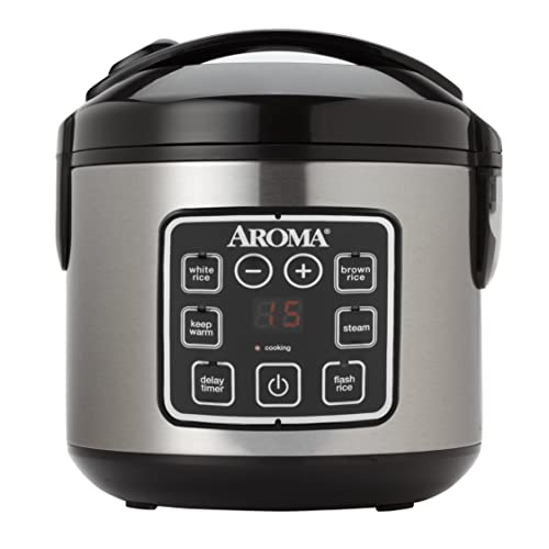 Aroma Housewares ARC-914SBD Digital Cool-Touch Rice Cooker Review