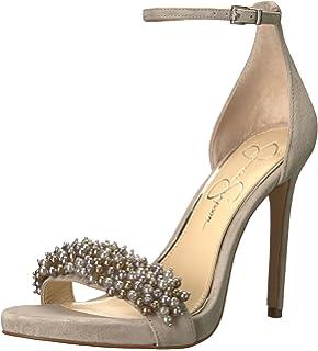 df437df89bd Jessica Simpson Women s Mayfaran Heeled Sandal  Amazon.co.uk  Shoes ...