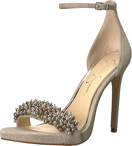 b26d992df12 Jessica Simpson Women s Rusley Heeled Sandal