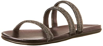 cdf3493b87 Kenneth Cole REACTION Slim Shotz Jeweled Sandal