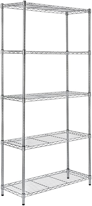 Top 10 Amazonbasics Wire Shelving 60