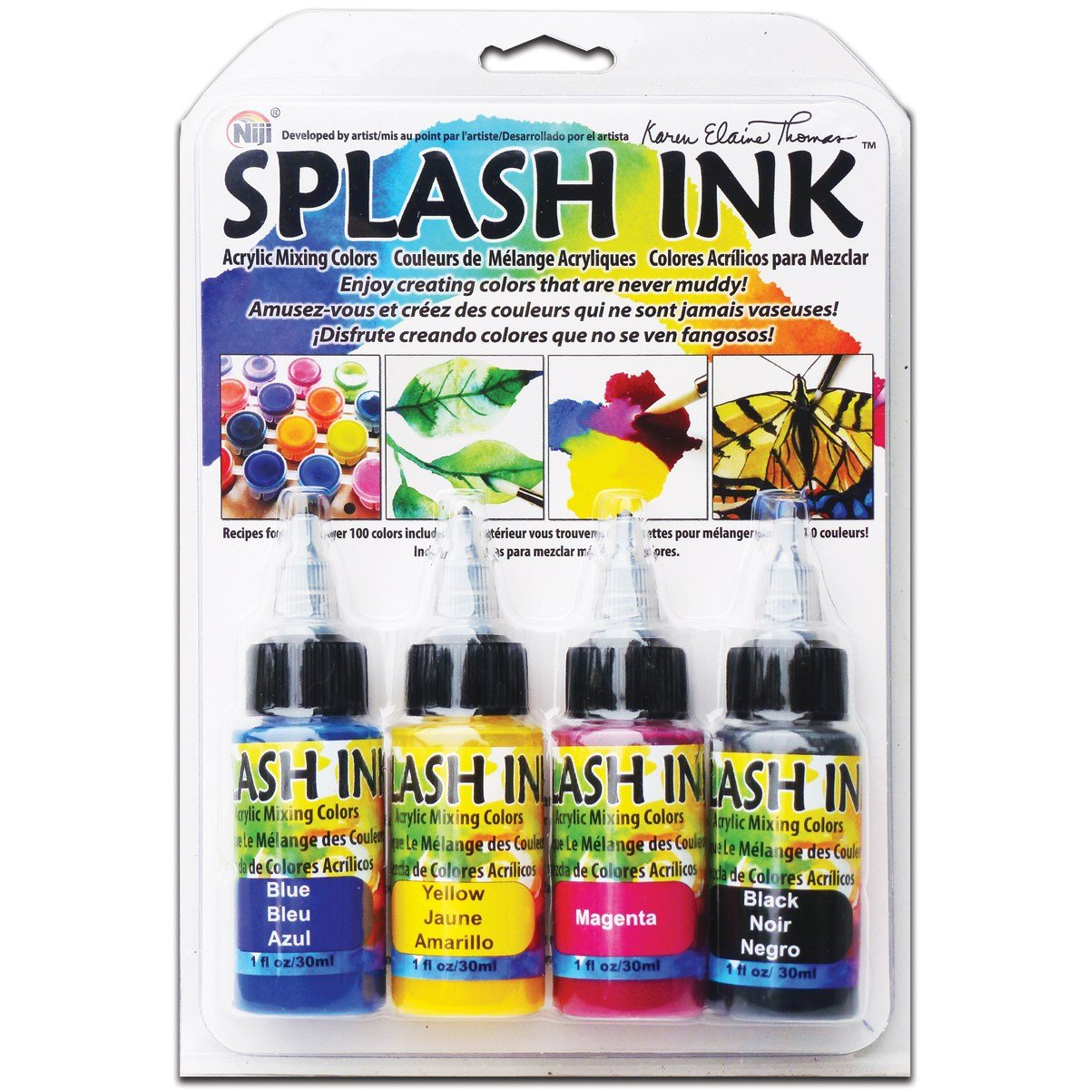 Yasutomo SPLASH Ink Value Pack