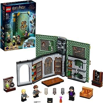 Lego 76383 Harry Potter Hogwarts Moment Toverdrank Les Verzamelbare Boekspeelgoed Reiskoffer Draagbare Speelset Amazon Nl