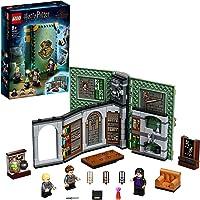 LEGO 76383 Harry Potter Hogwarts Moment: Trolldryck undervisningsset, leksaksväska med minifigurer, samlarobjekt