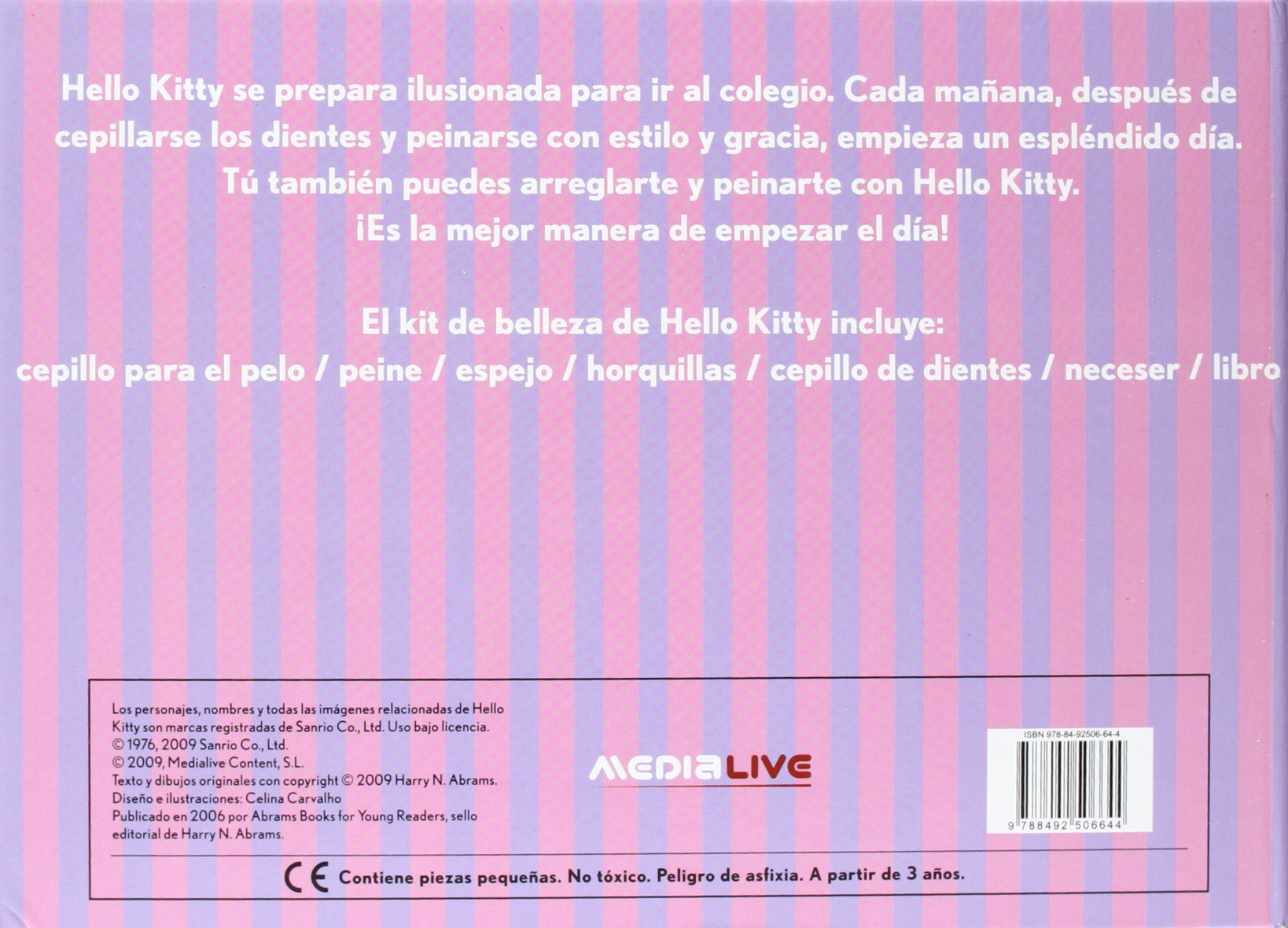 Hello Kitty. Ponte guapa: Varios Participantes: 9788492506644: Amazon.com: Books