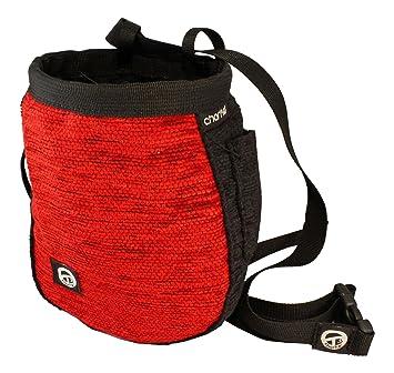 Charko WMCBARMA015 - Bolsa de magnesio, Color Rojo: Amazon.es: Deportes y aire libre