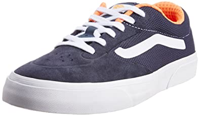 01d4cdd5a6b7f2 Vans Men s Rowley Pro Lite Canvas Sneakers  Buy Online at Low Prices ...