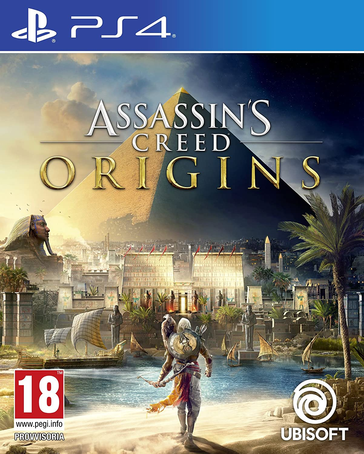 Assassin's Creed Origins (PS4) Versione Italiana