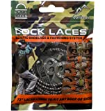 LOCK LACES for Boots (Elastic No Tie Boot Laces)