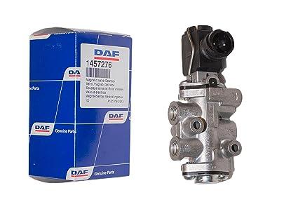 Válvula solenoide magnética caja de cambio Daf ORIGINAL 1457276 CF ...
