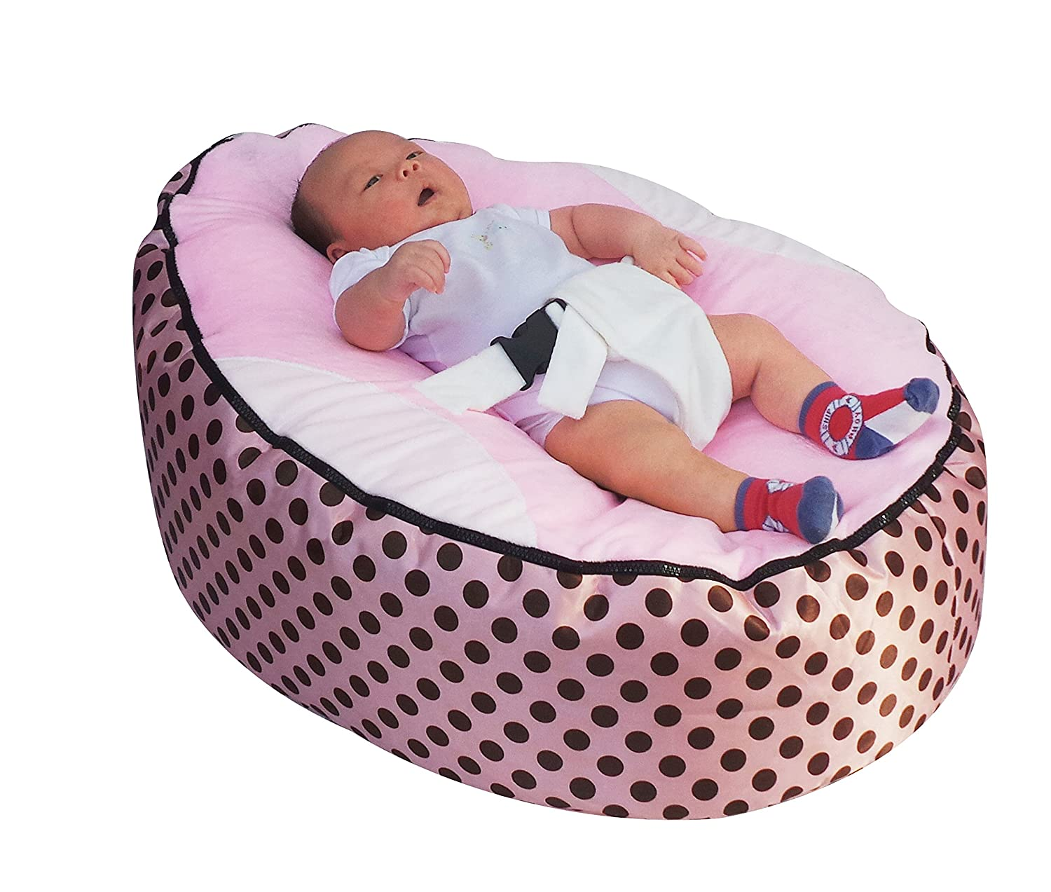 Super Pre Filled Baby Bean Bag With Safety Harness 2 Removable Covers Ibusinesslaw Wood Chair Design Ideas Ibusinesslaworg