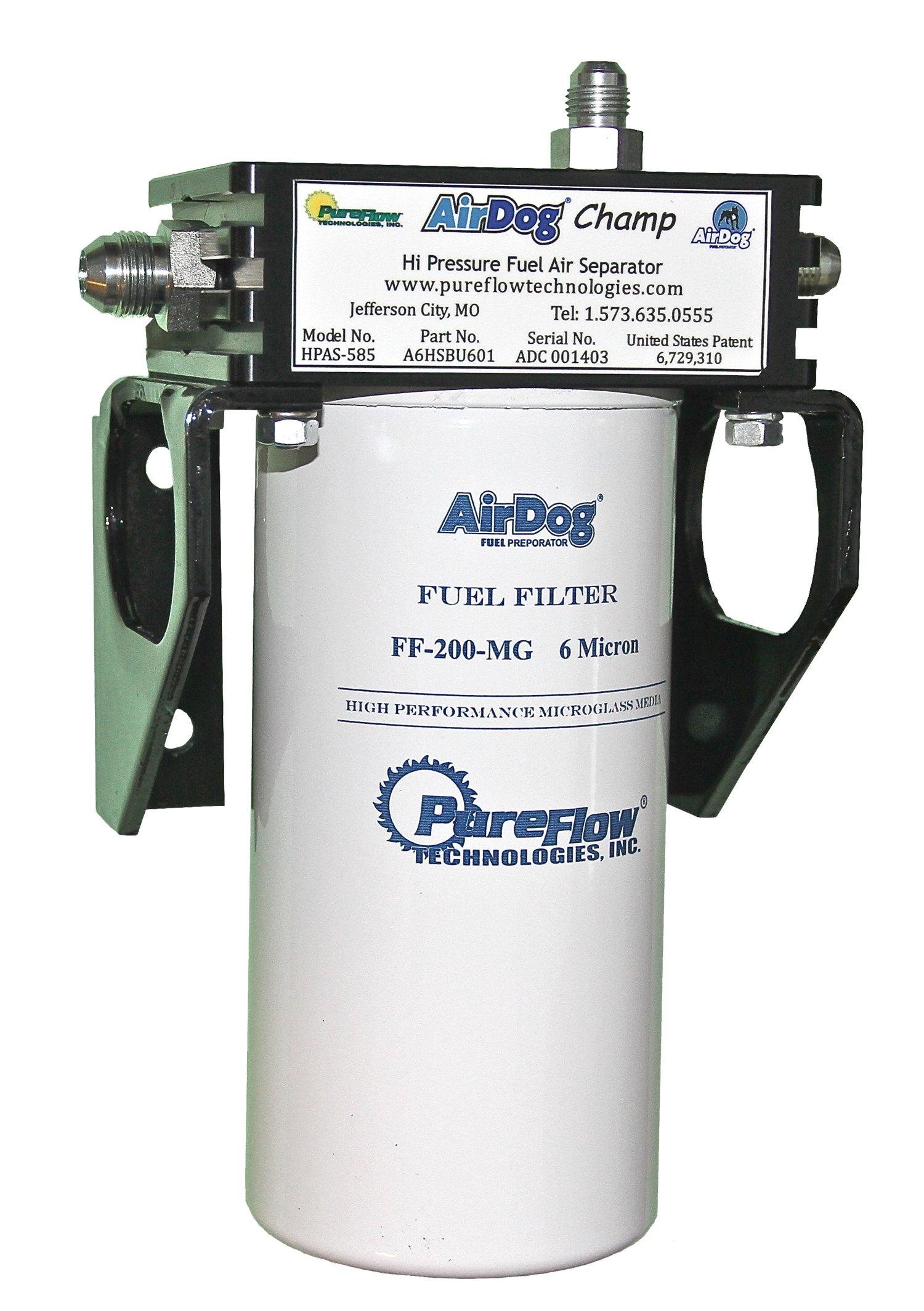 AirDog Champ I, Detroi Series 60 (1987-2002)