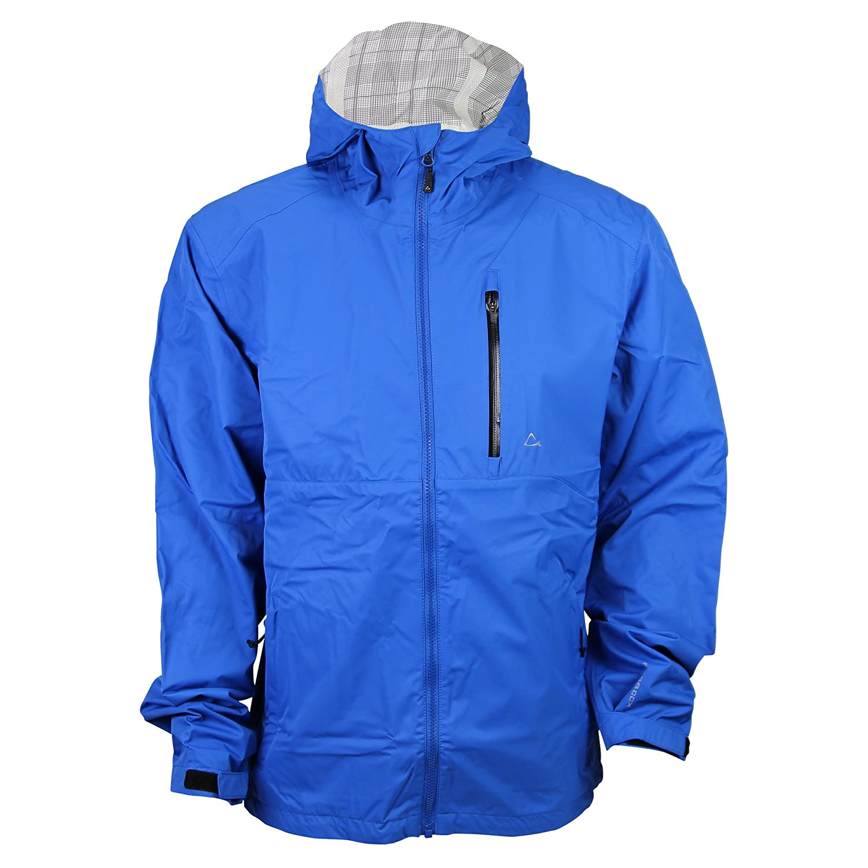 Mens Summer Rain Jacket Coat Nj