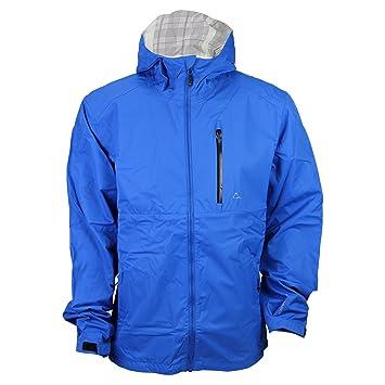 ef3acd14706 Paradox Men s Waterproof Breathable Rain Jacket (Large