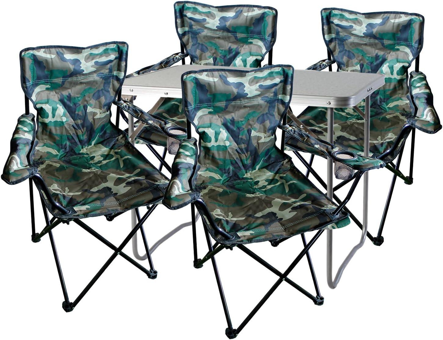 Mojawo Multistore 2002 - Juego de muebles de camping ...