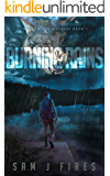 Burning Rains: A Post-Apocalyptic Survival Story (Mayhem and Madness Book 1)