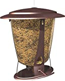More Birds X-2 Squirrel-Proof Songbird Feeder with Two Feeding Ports, 4-Pound Seed Capacity