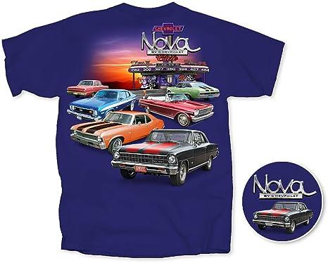 Chevy Nova vintage 'T' men's Med. yBw4RG2t