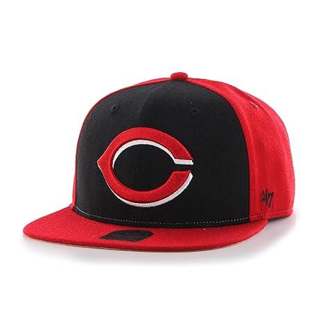 47 Unisex MLB Los Angeles Angels Sure Shot Captain Baseball Cap 47 Brand jDoIWeuLTe