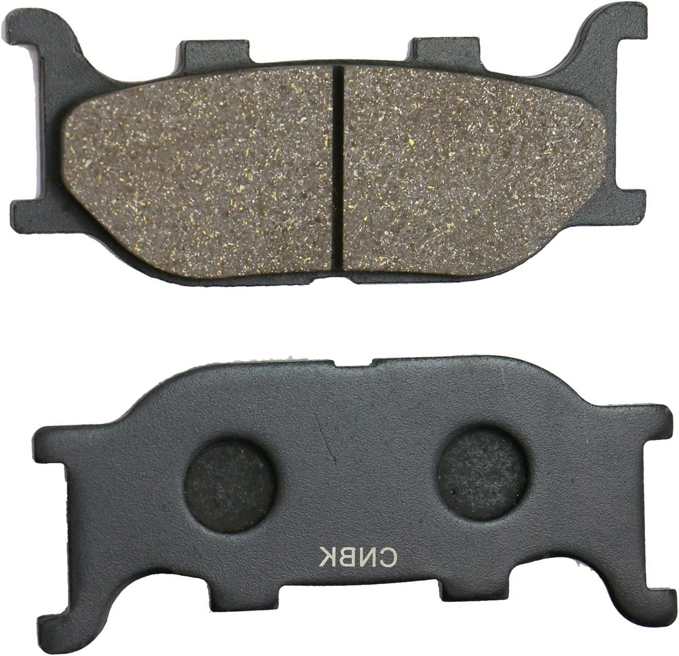 Honda CRF100 F 04-13 Front Standard Brake Shoes by Niche Cycle Supply