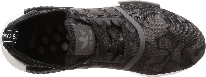 Adidas Nmd R1 Basket Mode Homme Noir Negbás Gricua Gricin 000