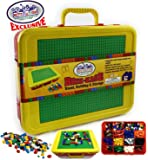 "Matty's Toy Stop ""Brik-Kase"" Storage Case Compatible With Lego"