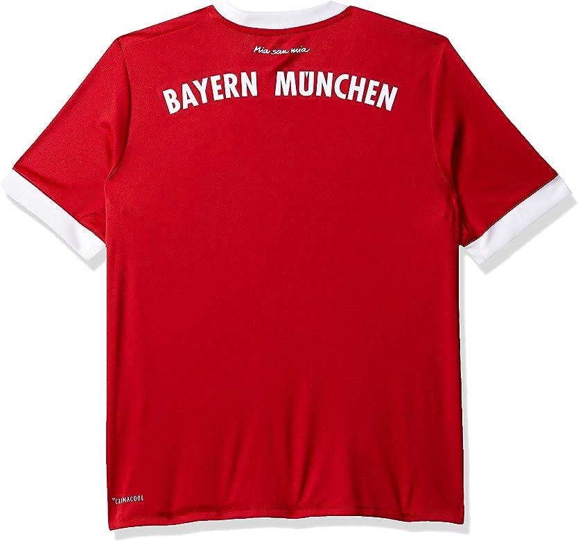 adidas FC Bayern München Home Replica Jersey Youth 2017/18 ...