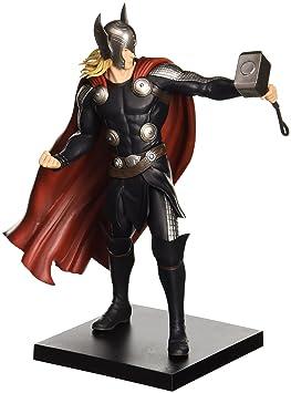MARVEL COMICS THOR AVENGERS NOW! ARTFX+ STATUE Bobblehead Figures at amazon