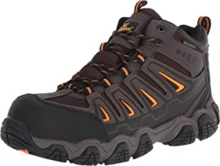product image for Thorogood Men's Crosstrex Series - Mid Cut Waterproof, Composite Safety Toe Hiker