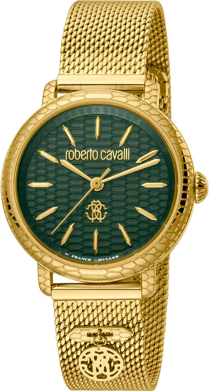 Roberto Cavalli by Franck Muller Reloj Elegante