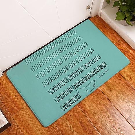 FTHIYK Tappetini per Pavimenti Antiscivolo per Cucina,9-40 * 60cm ...