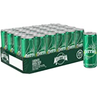 PERRIER Still Natural Mineral Water, 24 x 330 ml