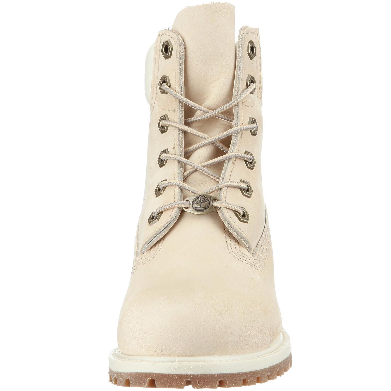 Timberland Women's 6Inch Premium FTB 23623 Boots Nubuck Leather
