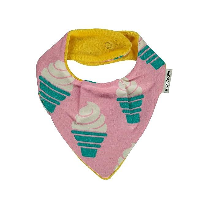 Maxomorra - Fazzoletto da collo - ragazzo Icecream Rosa Taglia unica  Amazon .it  Abbigliamento c0de6fe6e5ff