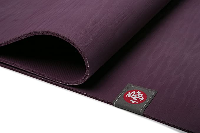 Amazon.com: Manduka eKO Long Yoga Mat, Acai, 5mm: Sports ...