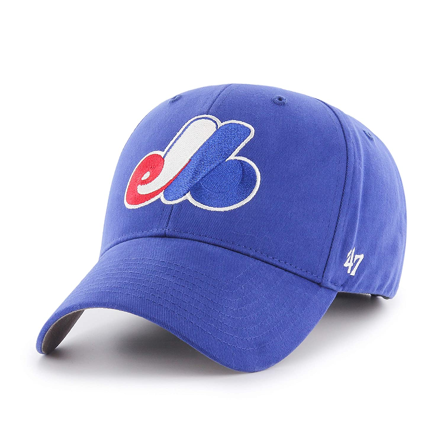 One Size Infant Montreal Expos Infant Cooperstown Primary MVP Hat