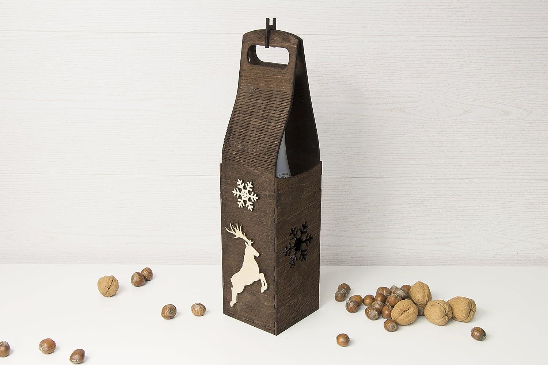 Weihnachtsgeschenk Mitarbeiter - Champagner Box Geschenk - Wein Box ...